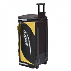 andro Rollbag Lumen black/yellow