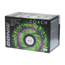 Donic Coach - Box with 120 Training Balls