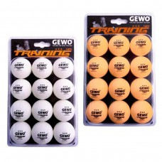 GEWO Trainingsball *** 40+ 12er