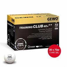 GEWO Ball Training Club 40+ ** 20x 72er Box