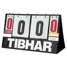 Tibhar Scoreboard Time Out