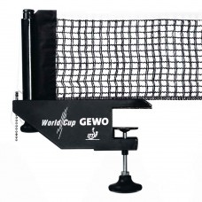Gewo Net World Cup black