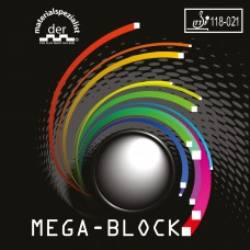 Der Materialspezialist Rubber Mega Block