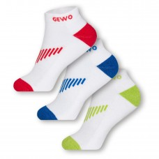 GEWO Socks Short Flex 3er Set