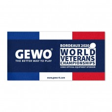 GEWO Towel WVC2020 Bordeaux