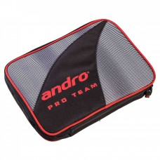 andro Double Wallet Peak black/red