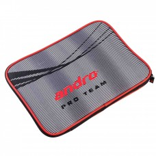 andro Single Wallet Peak black/red