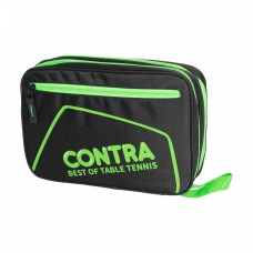 CONTRA Double Wallet Champ black/lime