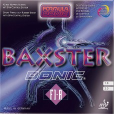 Donic Rubber Baxster F1-A