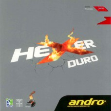 andro Rubber Hexer Duro