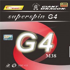 Giant Dragon Rubber Superspin G4 M38