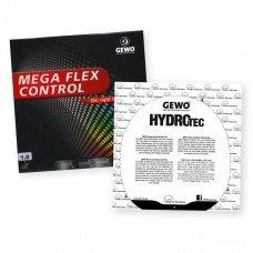 GEWO Rubber Mega Flex Control with Rubber Protection foil